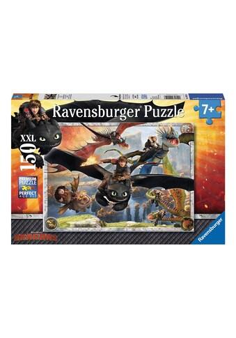 Ravensburger Puzzle »Drachenzähmen leicht gemacht«, Made in Germany, FSC® - schützt... kaufen