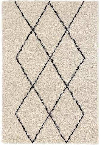 Hochflor - Teppich, »Lene«, andas, rechteckig, Höhe 35 mm, maschinell gewebt kaufen