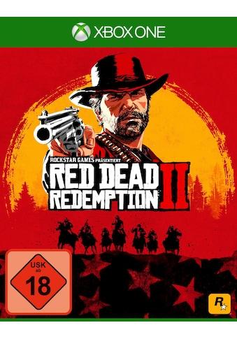 Rockstar Games Spiel »Red Dead Redemption 2«, Xbox One kaufen