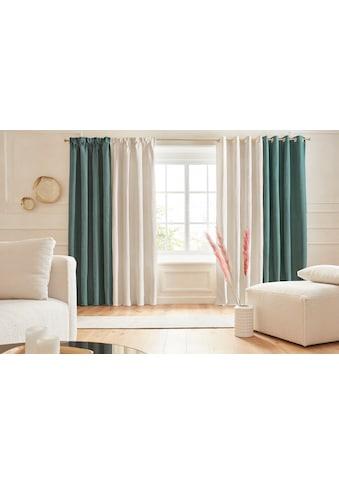 Vorhang, »Manon«, Guido Maria Kretschmer Home&Living, Ösen 1 Stück kaufen