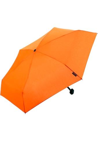 Euroschirm Taschenregenschirm »Dainty, orange« kaufen