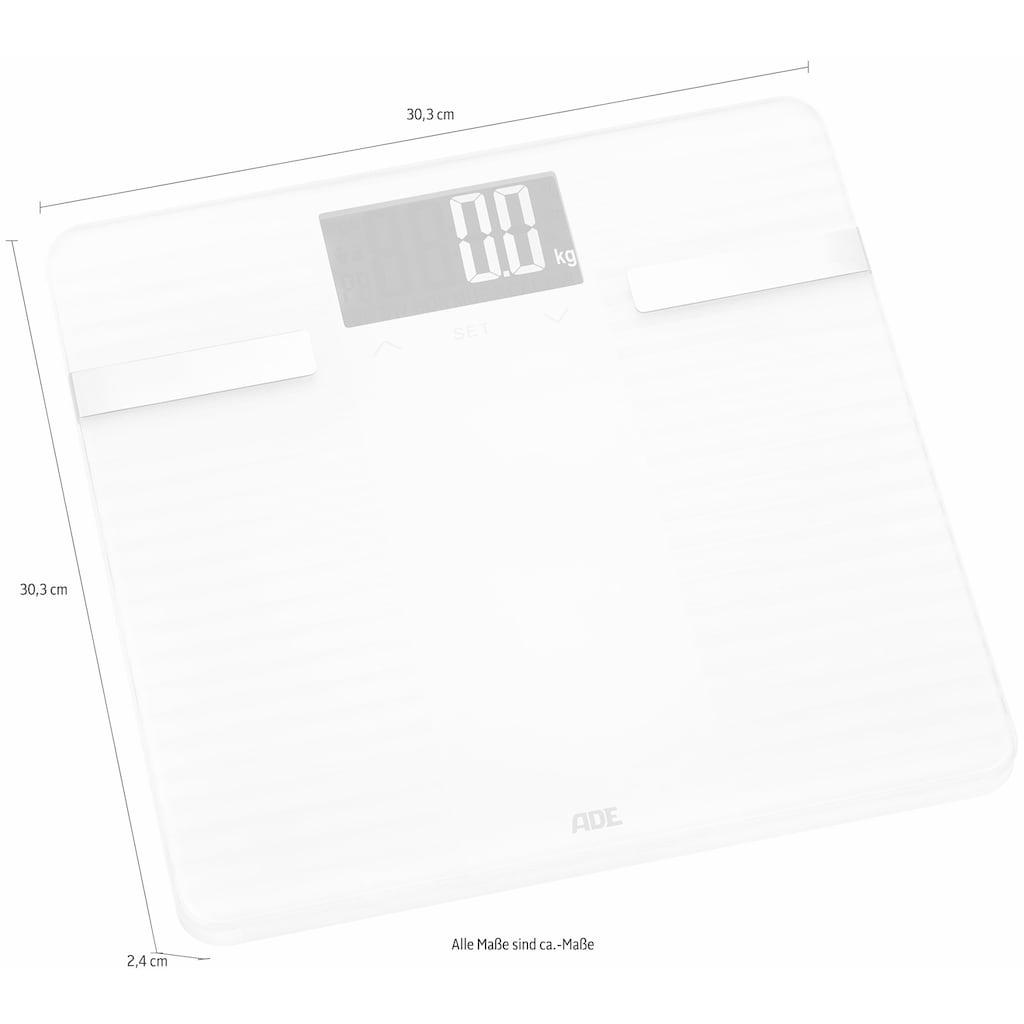 ADE Körper-Analyse-Waage »BA1500 Linda«