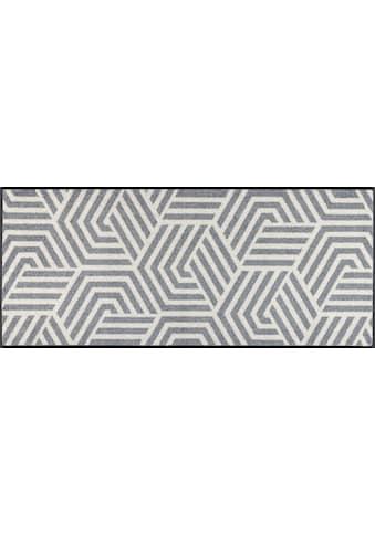 wash+dry by Kleen-Tex Teppich »Odin«, rechteckig, 7 mm Höhe, In- und Outdoor geeignet,... kaufen