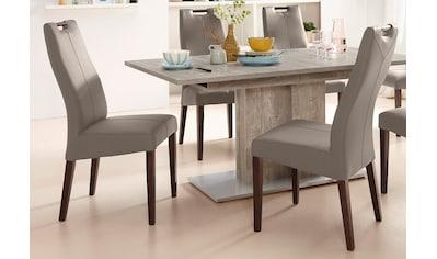 Home affaire 4-Fußstuhl kaufen