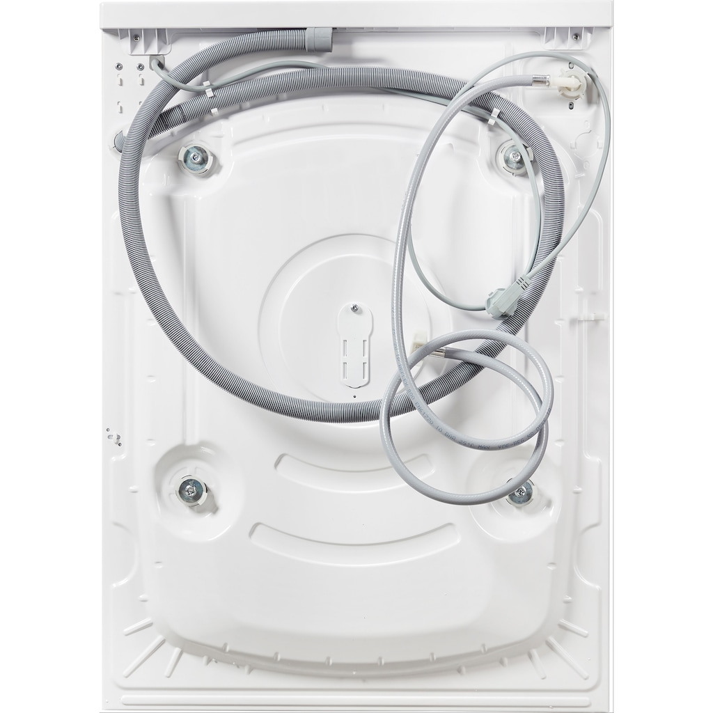 Hanseatic Waschmaschine, HWM6T110D, 6 kg, 1000 U/min