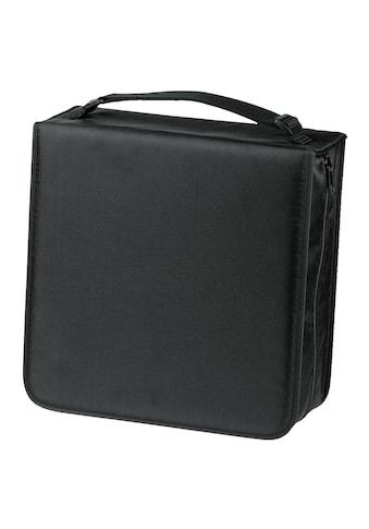 Hama Aufbewahrungstasche »Disc-Tasche«, 304, Schwarz + Pflegetuch kaufen