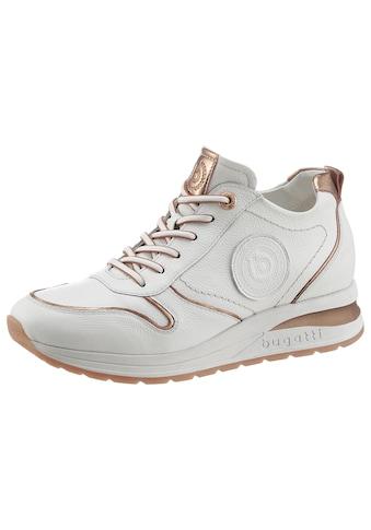 bugatti Wedgesneaker »VENICE«, mit Paspellierung kaufen