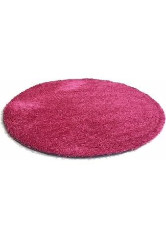 Living Line Teppich »Happy Wash«, rund, 22 mm Höhe, waschbar, In- und Outdoor... kaufen