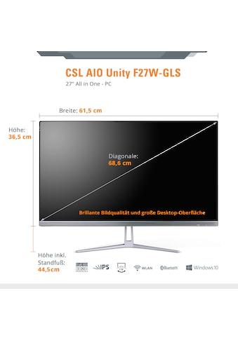 CSL All-in-One PC »Unity F27-GLS mit Windows 10 Pro« kaufen