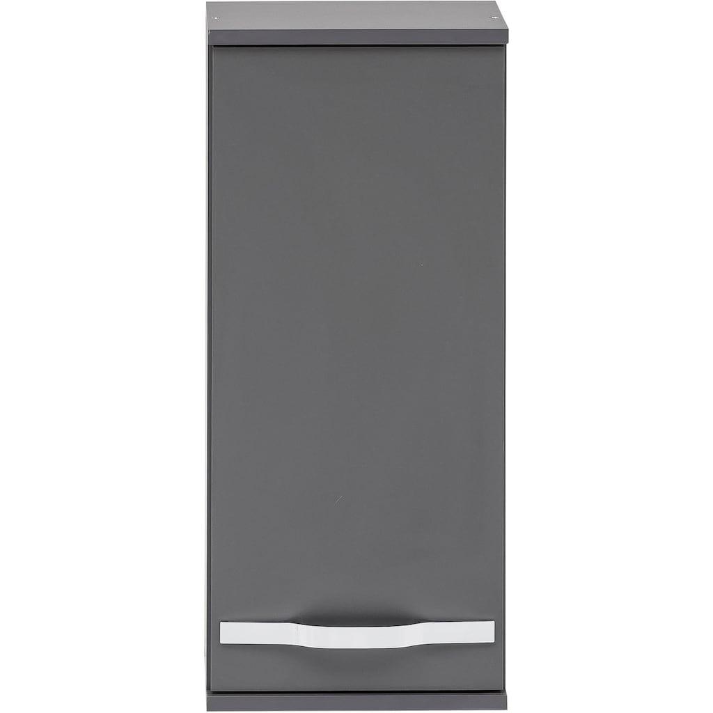 Schildmeyer Hängeschrank »Dina«, mit glänzenden Metallgriffen