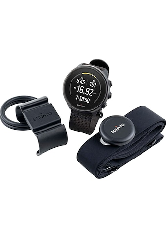 Suunto Smartwatch »SUUNTO 9 BARO«, (SpecialEdition Bikebundle) kaufen