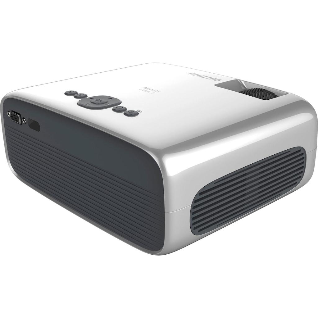 Philips Beamer »NeoPix Ultra 2«, 125,000694444444, 1920 x 1080 px)