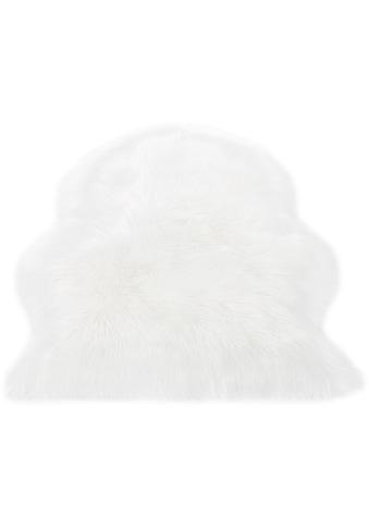Fellteppich, »Ovium«, Andiamo, fellförmig, Höhe 60 mm, maschinell gewebt kaufen