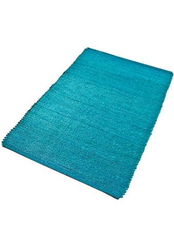 DELAVITA Teppich »Frederick«, rechteckig, 6 mm Höhe kaufen