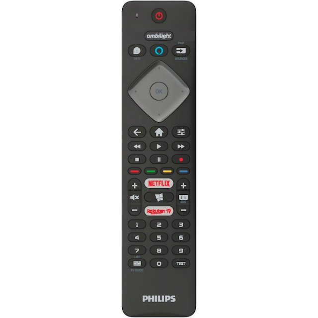 Philips 55PUS7805 LED-Fernseher (139 cm / (55 Zoll), 4K Ultra HD, Smart-TV