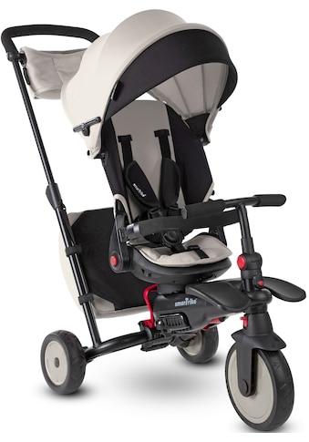smarTrike® Dreirad »smarTfold STR7, Beige«, mit verstellbarem Sonnenschutzdach kaufen