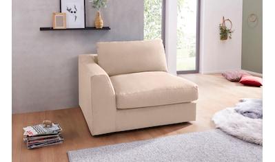 sit&more Sofa, Breite 118 cm, mit Armlehne kaufen