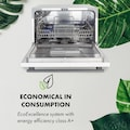Klarstein Geschirrspülmaschine EEK A+ 1380W 6,5L 6 »Tabletop«
