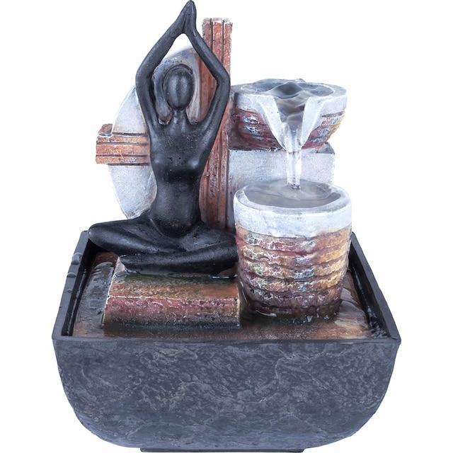Home affaire Brunnen »Yoga«