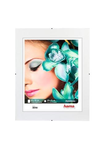 "Hama Rahmenloser Bildhalter ""Clip - Fix"", Polystyrol, 40 x 50 »Bilderrahmen« kaufen"