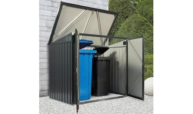DURAMAX Mülltonnenbox, BxTxH: 154x96x131 cm kaufen