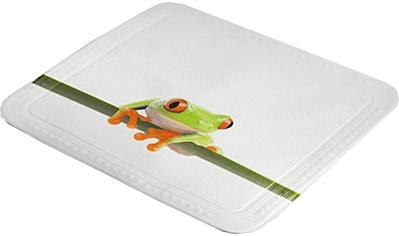 KLEINE WOLKE Duscheinlage »Frog«, BxH: 55 x 55 cm kaufen