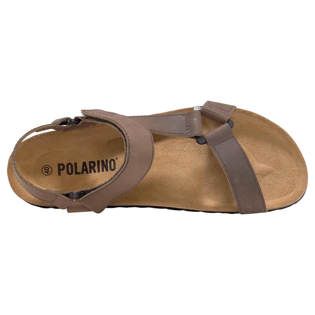 Polarino Outdoorsandale »Comfort«