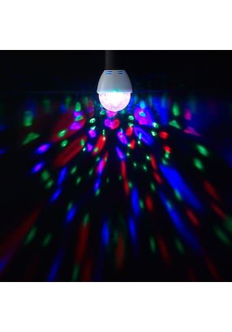 ACTION by WOFI LED-Leuchtmittel »Leuchtmittel Discokugel Motor«, E27, 1 St.,... kaufen
