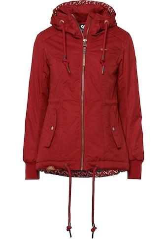 Ragwear Funktionsjacke »DANKA«, kuscheliger Winter Streetwear-Stlye kaufen