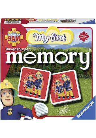 Ravensburger Spiel »Fireman Sam: My first memory®«, Made in Europe, FSC® - schützt... kaufen