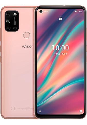 """WIKO Smartphone »VIEW5«, (16,63 cm/6,55 """", 64 GB Speicherplatz, 48 MP Kamera) kaufen"""