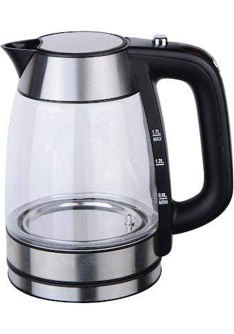 Team Kalorik Wasserkocher »TKG JK 1040«, 1,7 l, 2200 W kaufen