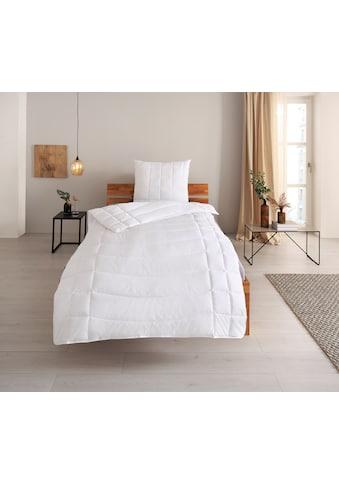OTTO products Kunstfaserbettdecke »Ellita«, leicht, (1 St.), Unterstütze beim Kauf den... kaufen