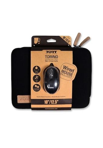 Port Designs Neopren-Sleeve mit USB-Kabel Maus kaufen