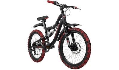 KS Cycling Mountainbike »Crusher«, 7 Gang Shimano Tourney Schaltwerk, Kettenschaltung kaufen