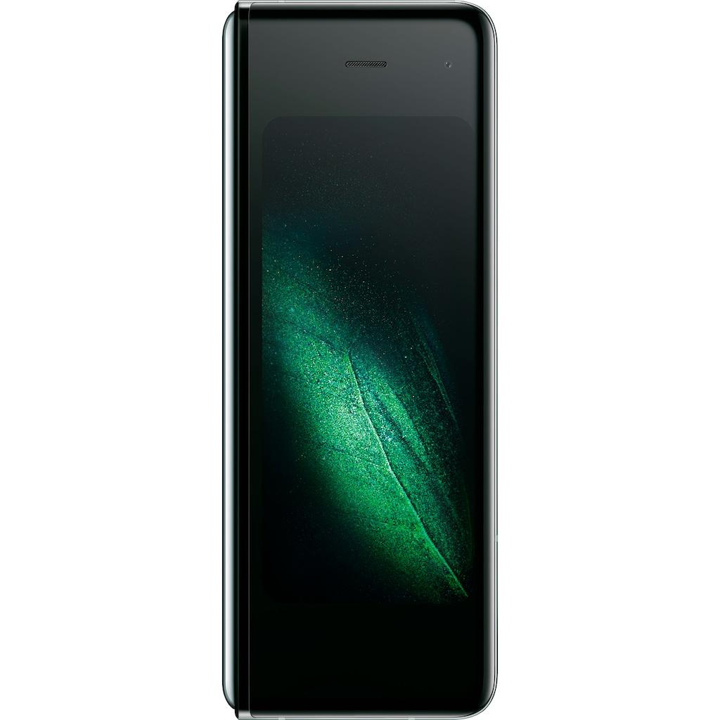 """Samsung Smartphone »Galaxy Fold 5G«, (18,51 cm/7,3 """" 512 GB Speicherplatz, 12 MP Kamera), 3 Jahre Garantie"""