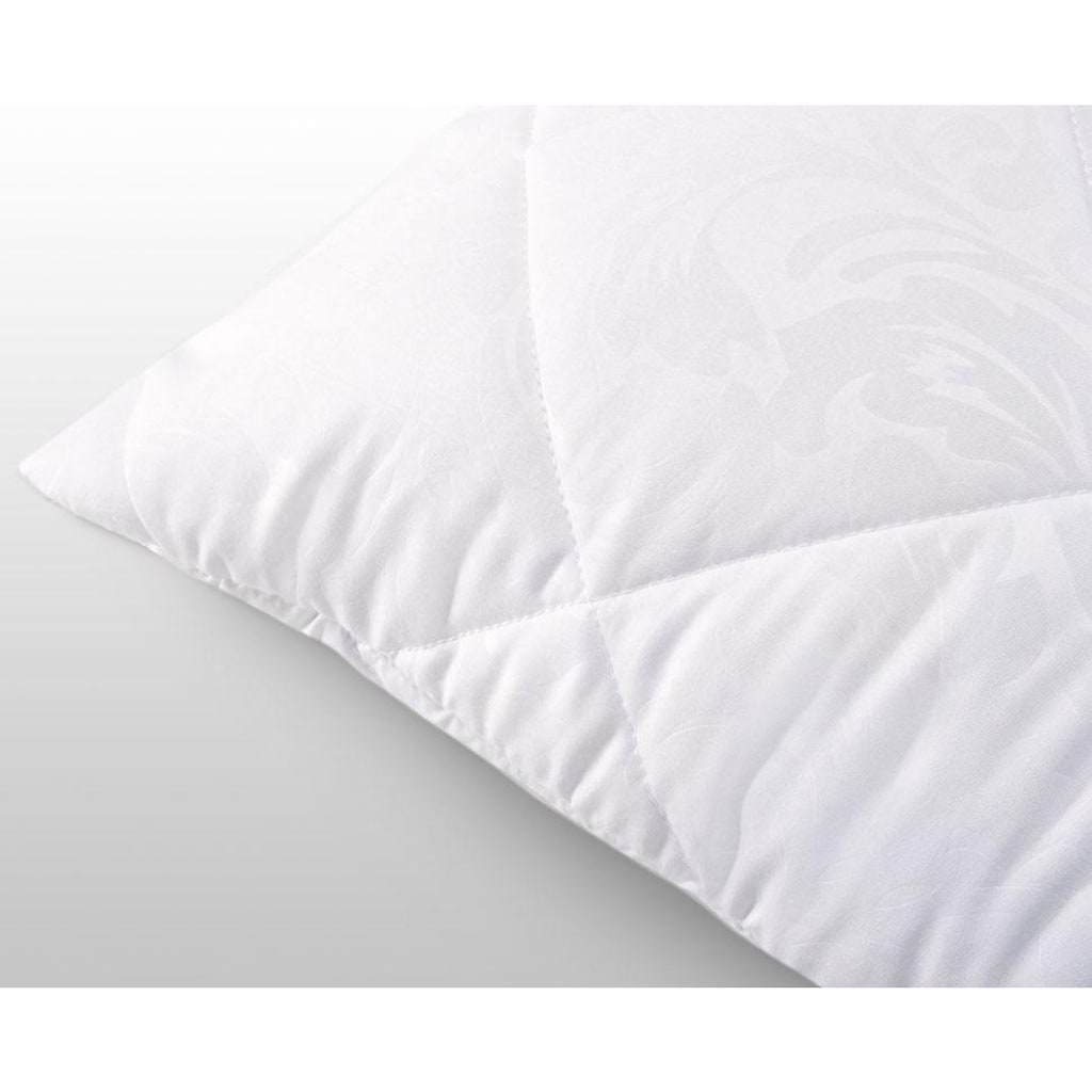 SEI Design Microfaserkissen »Classic Dream«, Füllung: 100% Polyester, Bezug: 100% Polyester, (1 St.)