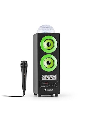 Auna Portabler 2.1-Bluetooth-Lautsprecher USB kaufen