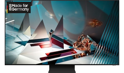 Samsung GQ82Q800T QLED - Fernseher (207 cm / (82 Zoll), 8K, Smart - TV kaufen