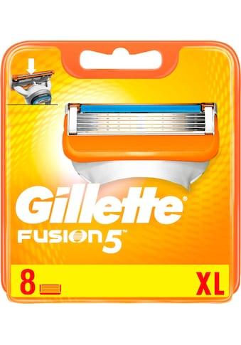 "Gillette Rasierklingen ""Fusion Manual"", 8 - tlg. kaufen"