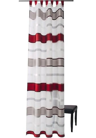 Vorhang, »Cosoria«, HOMING, Schlaufen 1 Stück kaufen