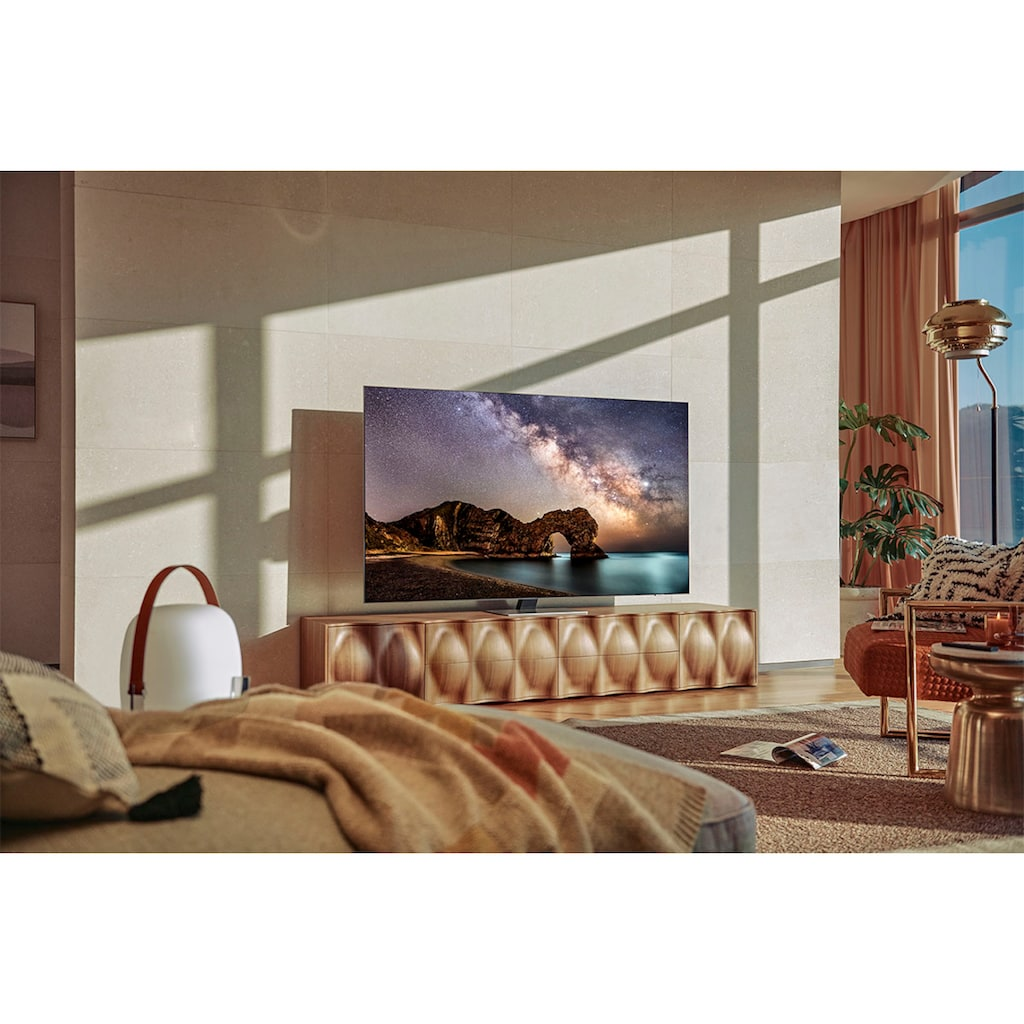 "Samsung QLED-Fernseher »GQ75QN85AAT«, 189 cm/75 "", 4K Ultra HD, Smart-TV"