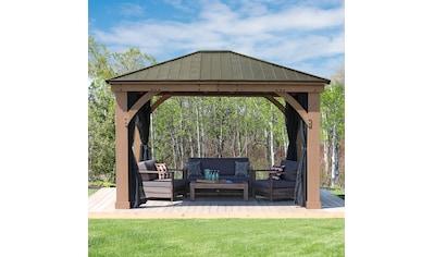 WESTMANN Pavillonseitenteile, für Holzpavillon »Devon 12x14« kaufen