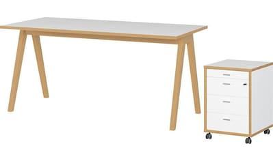 GERMANIA Büromöbel - Set »Helsinki« (2 - tlg) kaufen
