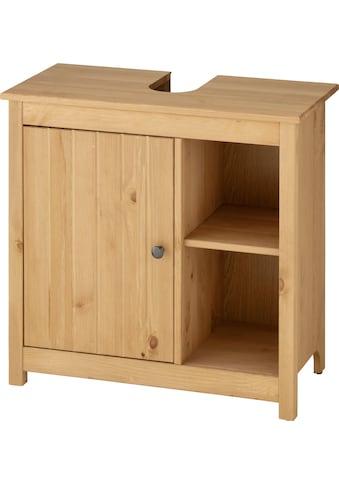 Home affaire Waschbeckenunterschrank »Westa«, Breite 62 cm, Badezimmerschrank aus... kaufen
