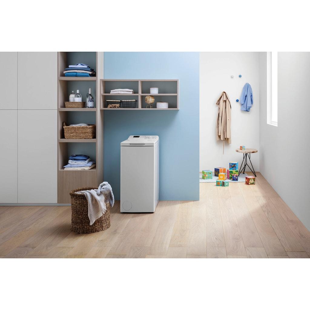 Privileg Waschmaschine Toplader »PWT D61253P N (DE)«, PWT D61253P N (DE)