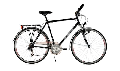 KS Cycling Trekkingrad »Vegas«, 21 Gang Shimano Tourney TX Schaltwerk, Kettenschaltung kaufen