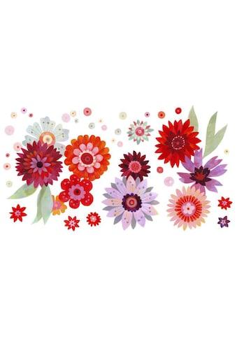 Wall-Art Wandtattoo »Märchenhaft Blütentraum« kaufen