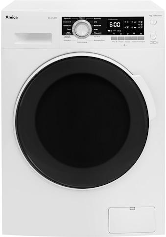 Amica Waschmaschine »WA 474 070«, WA 474 070, 7 kg, 1400 U/min kaufen