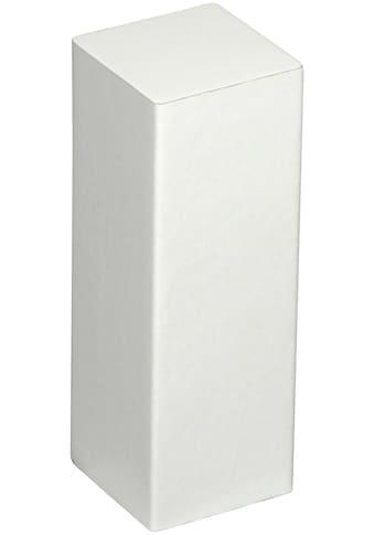 BODENMEISTER Innenecke »Eckstäbchen weiß«, Ecke 62mm hoch, 2er - Pack kaufen